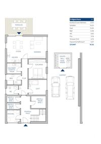 Dreifamilienhaus Typ B - Volksbank in Südwestfalen eG