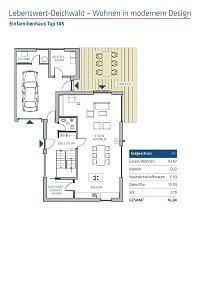 Einfamilienhaus Typ 145 - Volksbank in Südwestfalen eG