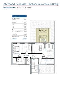Zweifamilienhaus Typ B - Volksbank in Südwestfalen eG