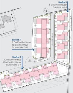 Lageplan Deichwald - Volksbank Siegerland eG