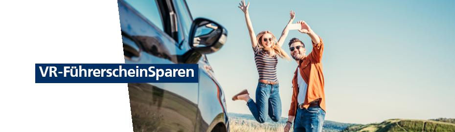 VR-Führerscheinsparen - Volksbank in Südwestfalen eG