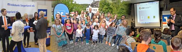 Kooperationen Schulen - Volksbank Südwestfalen eG