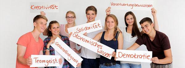 Schülergenossenschaften - Volksbank in Südwestfalen eG