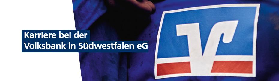 Karriere - Volksbank Siegerland eG