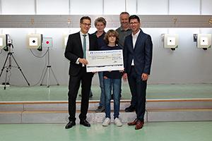 Spende an KKSV - Volksbank in Südwestfalen eG